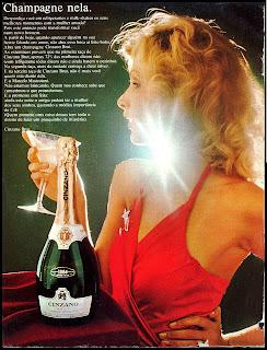 propaganda champagne Cinzano - 1972. Reclame 1972