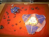 La nau Spirit, exploradora a Mart.