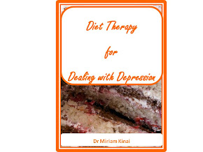Diet Therapy for Dealing with Depression Book
