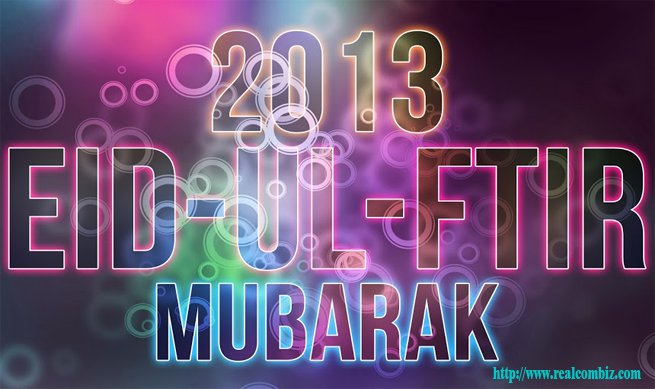 happy eid mubarak to everyone