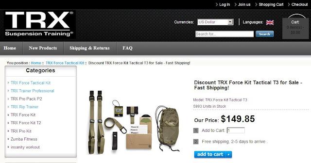 Trx Force Kit Tactical T3 For Sale Trxforcetactical