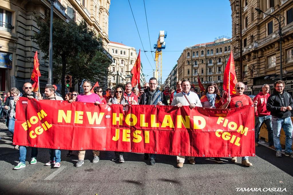 Napoli,  21novembre 2014