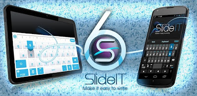 SlideIT Keyboard .APK 6.0 Android [Full] [Gratis]
