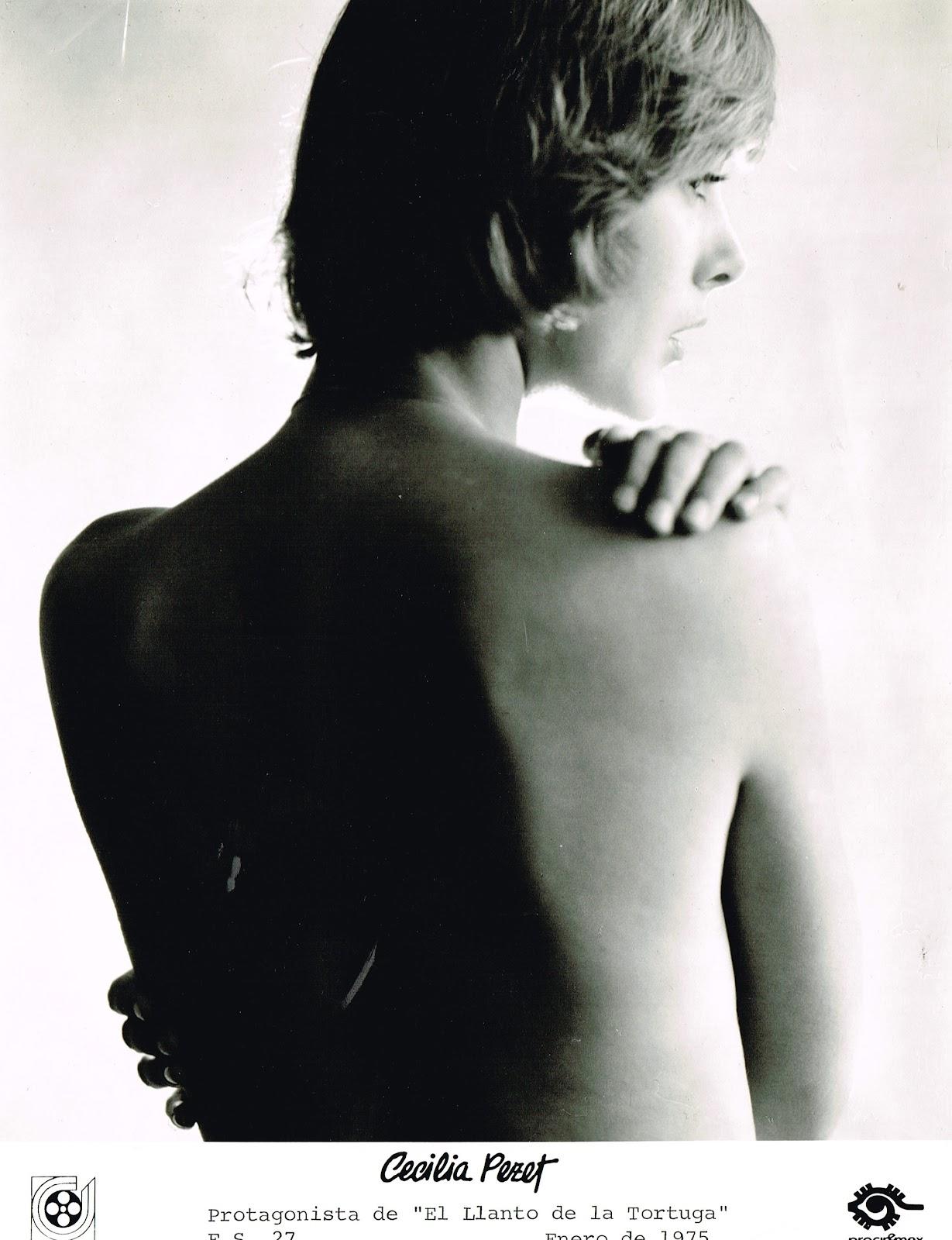 Cecilia Pezet Nude Photos