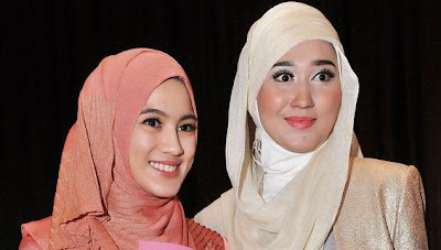 Foto Alyssa Soebandono Model Jilbab Terbaru Trend Gaya Hijab Artis Cantik Indonesia