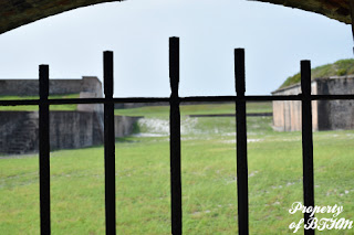 fort pickens inside view 2