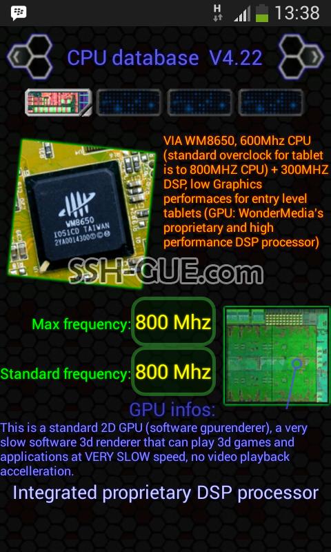 CPU / RAM / DEVICE Identifier: Cara Cek Spesifikasi Smartphone Android Secara Lengkap