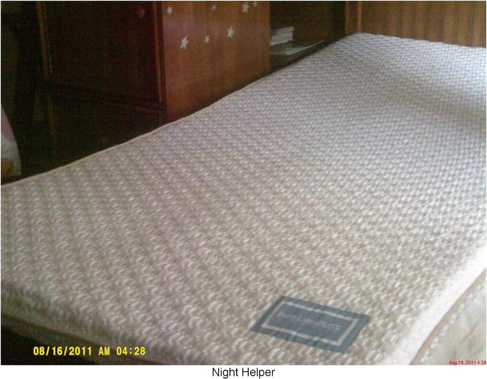 pure latexbliss mattress topper & pillow review! - night helper