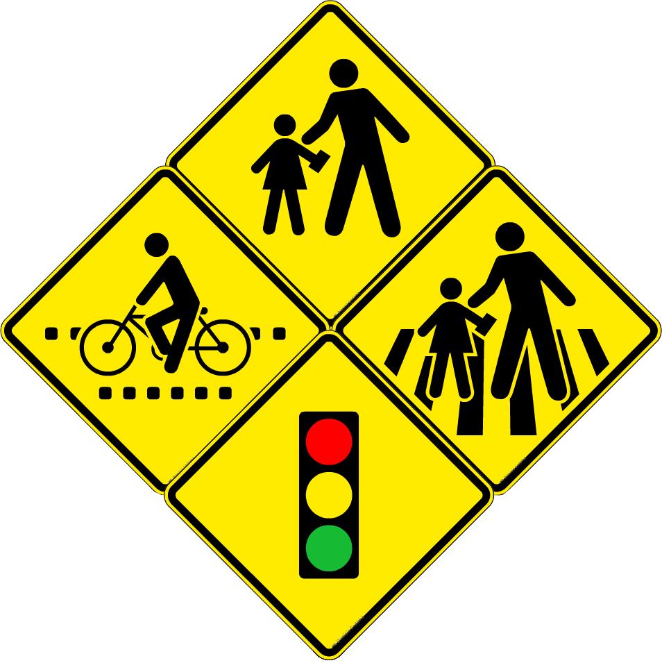 Logo Educação para o trânsito