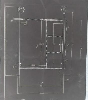 Construir en madera plano de construcci n de andamio tubular for Planos de construccion