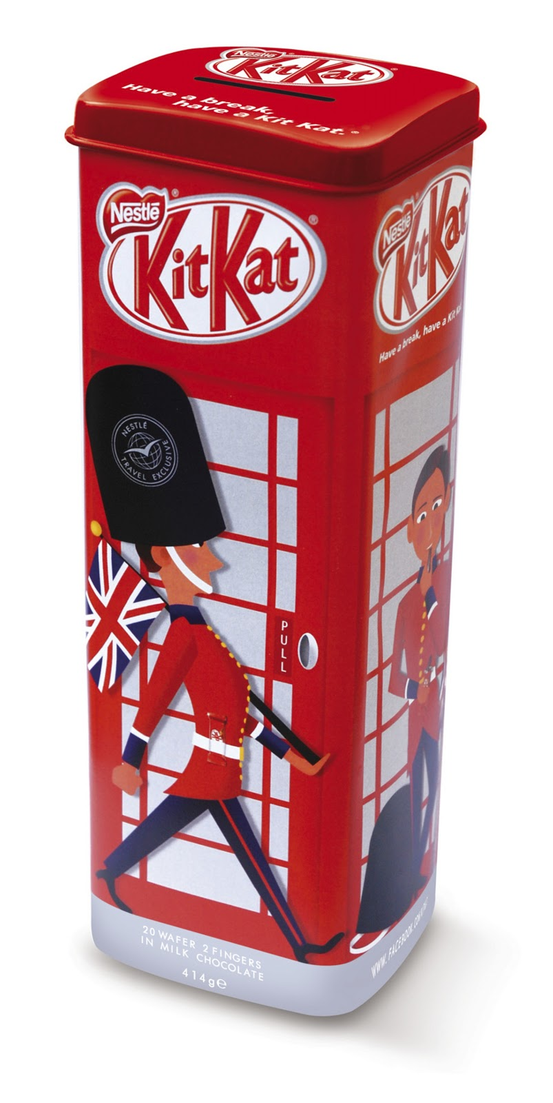 Essential Communications: April 2013 Smarties Box Design