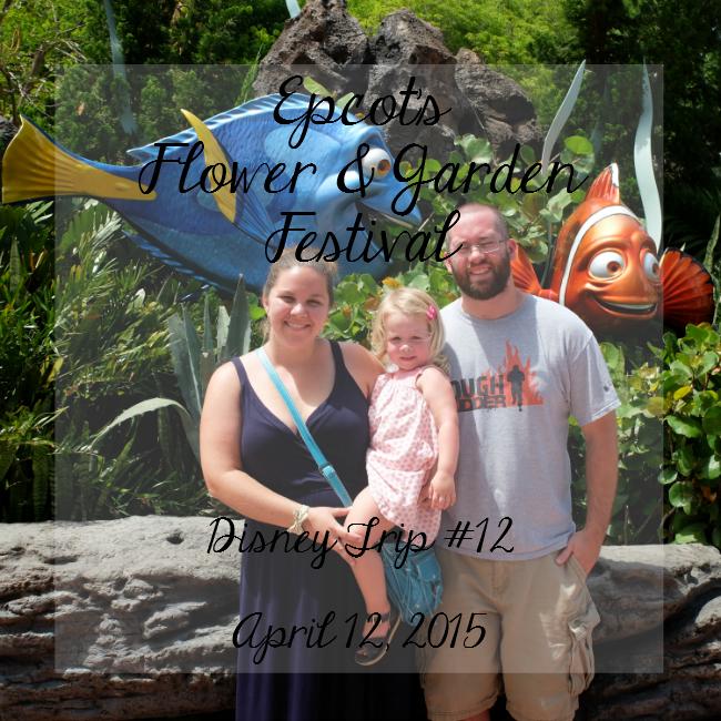Sweet Turtle Soup: Disney Trip #12 - Epcot's Flower & Garden Festival