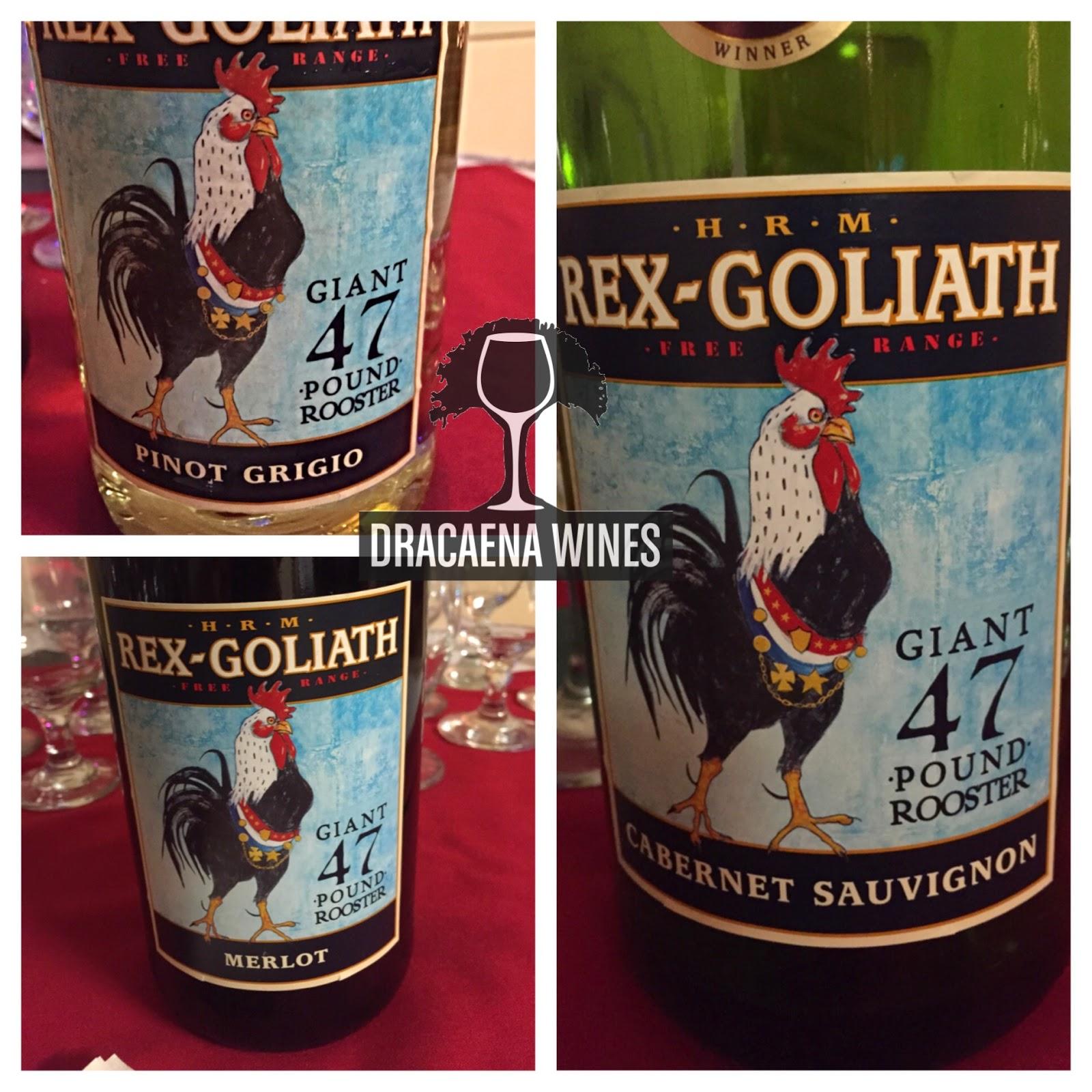 Dracaena wines, holiday wine