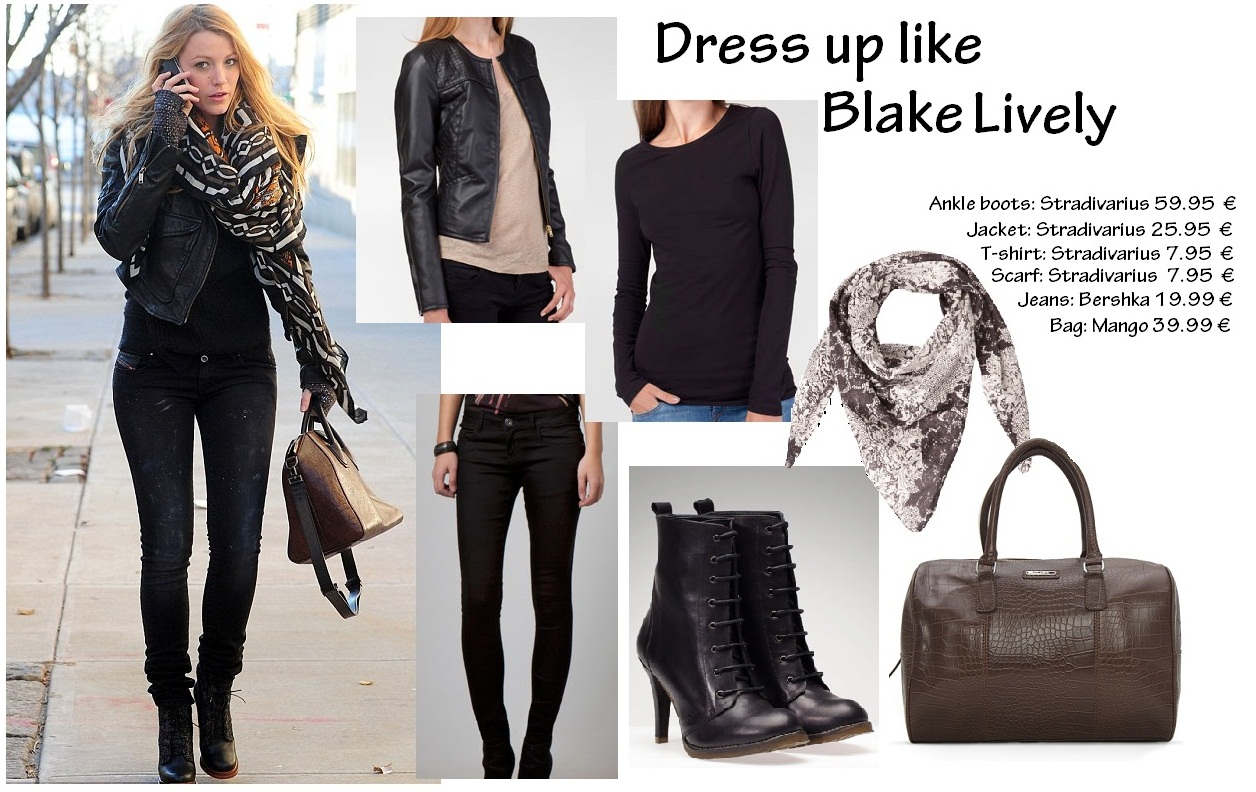 how to look like blake lively