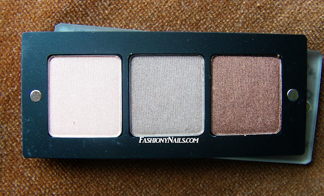 Inglot 397,402 and 421 pearl eyeshadows