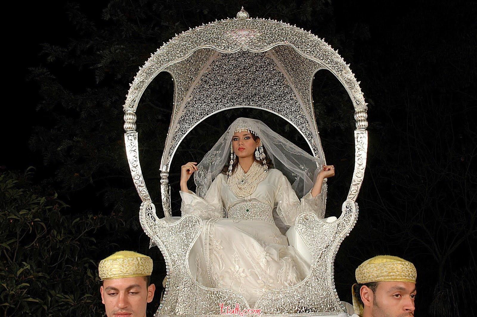 Twende harusini 2014 muslim wedding dresses trends for Muslim wedding dress photo