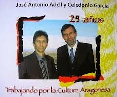 José Antonio Adell y Celedonio García