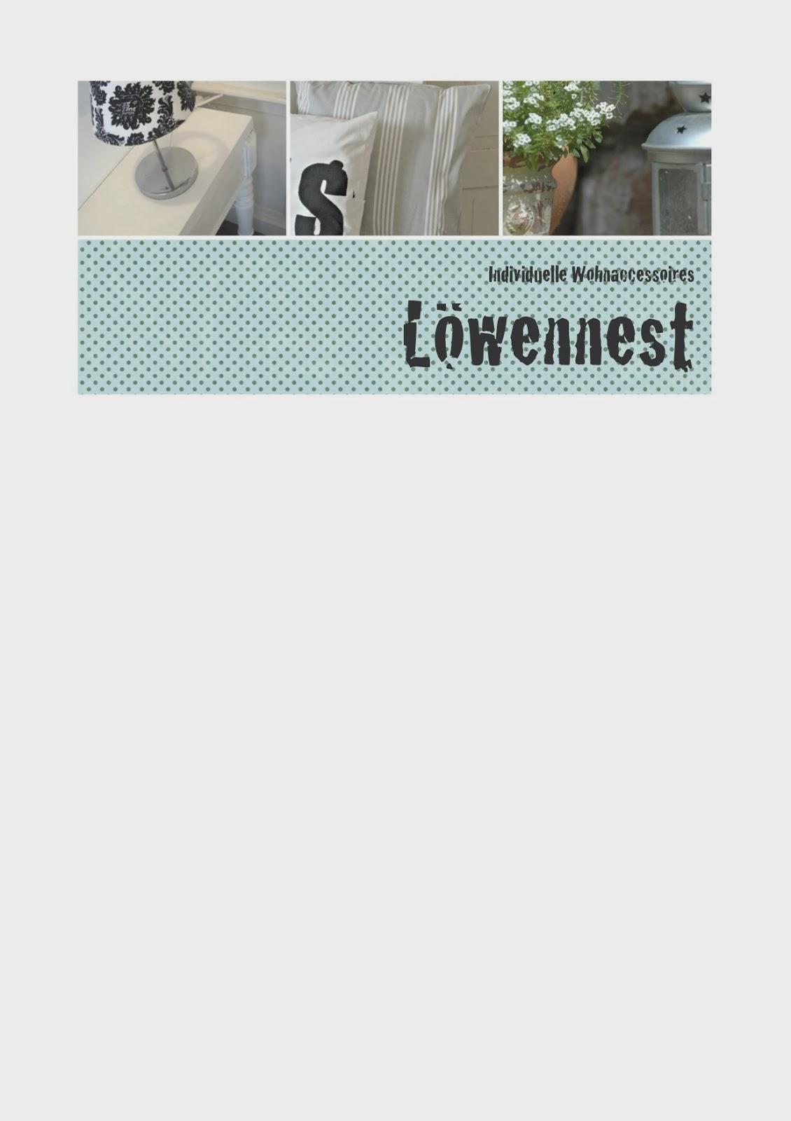 Löwennest - Individuelle Wohnaccessoires
