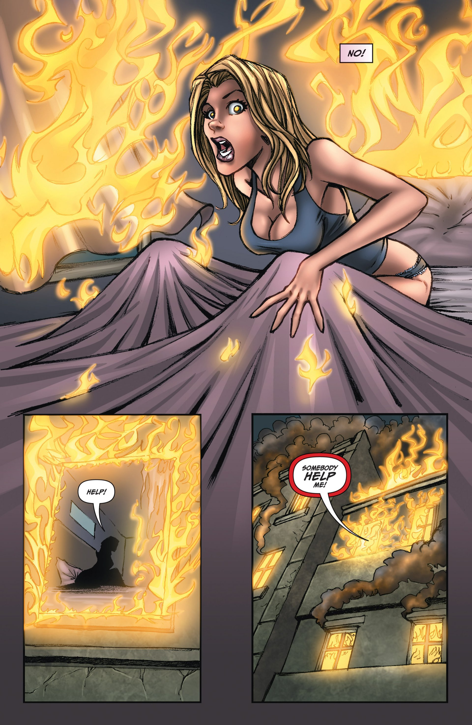 Grimm Fairy Tales (2005) Issue #86 #89 - English 6