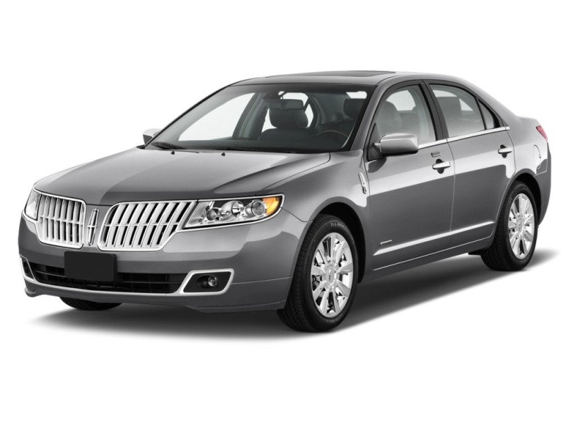 Car Info & HD Wallpaper: 2011 Lincoln MKZ Hybrid Review and