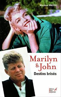 Couverture de Marilyn et John. Destins brisés