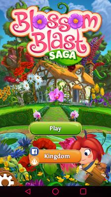 Ketagih Blossom Blast Saga