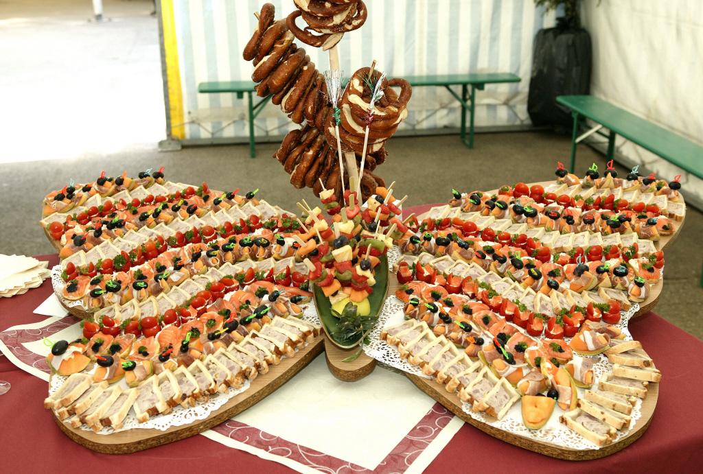 Gastronomia o arta aperitive pentru nunt for Aperitif maison pas cher