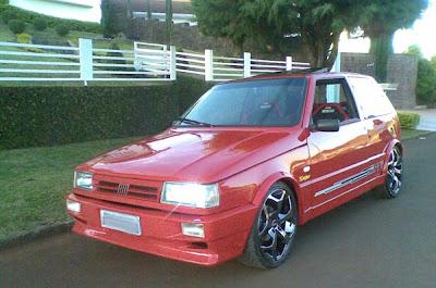 Uno 2.4 Turbo