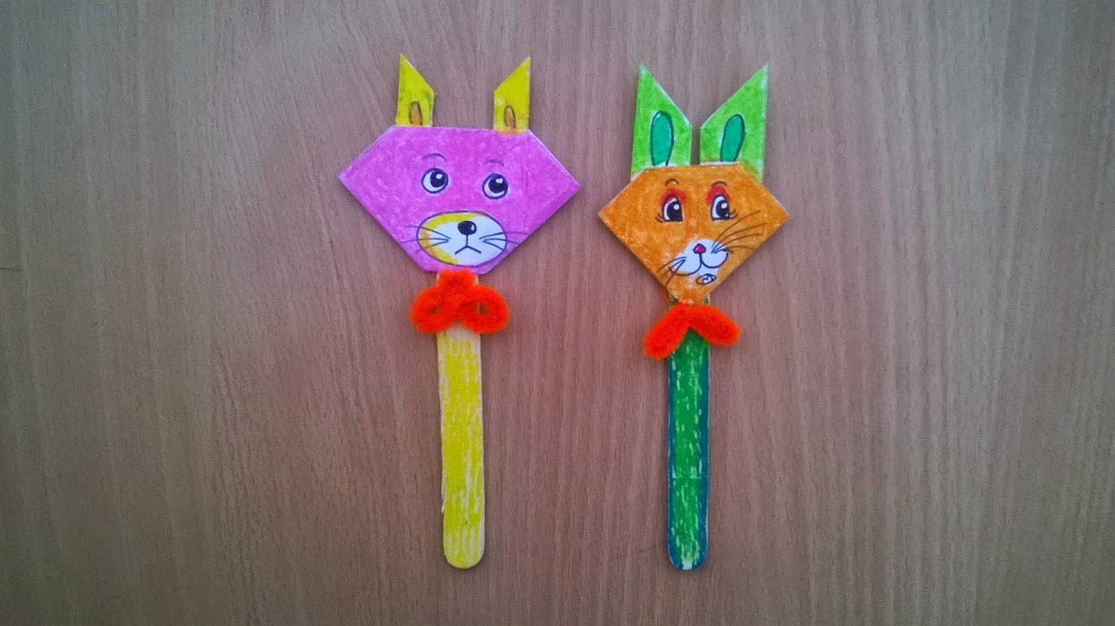 ice -cream stick craft...
