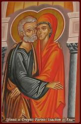 Sfinţii Părinţi Ioachim şi Ana