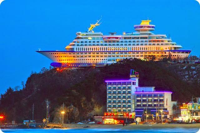 Уникальные отели мира