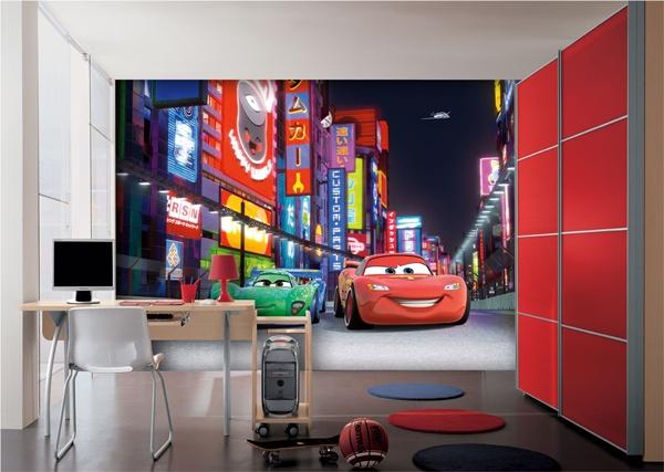 papel pintado fotomurales disney. Black Bedroom Furniture Sets. Home Design Ideas