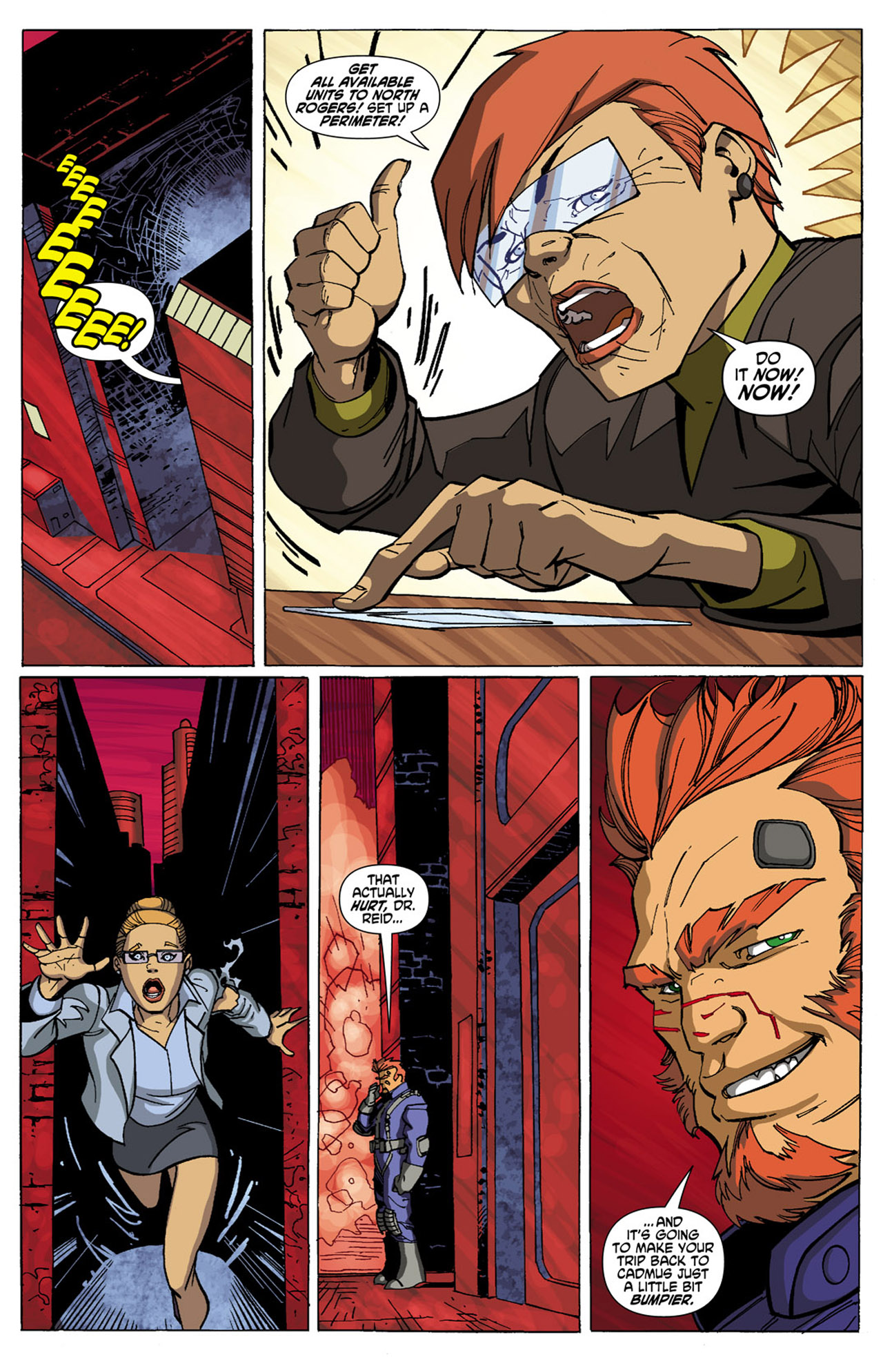 Batman Beyond (2010) Issue #5 #5 - English 4