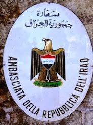 Ambasciata dell'Iraq /Vatican