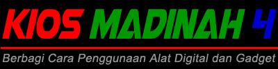 Kios Madinah 4