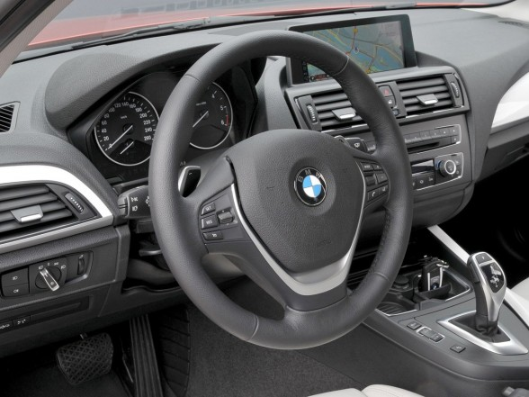 Daily Car Pictures: 2012 BMW 1-Series Sport Line and Urban Line