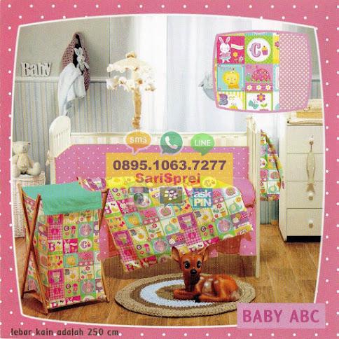 Sprei Anak Bayi Baby Crib