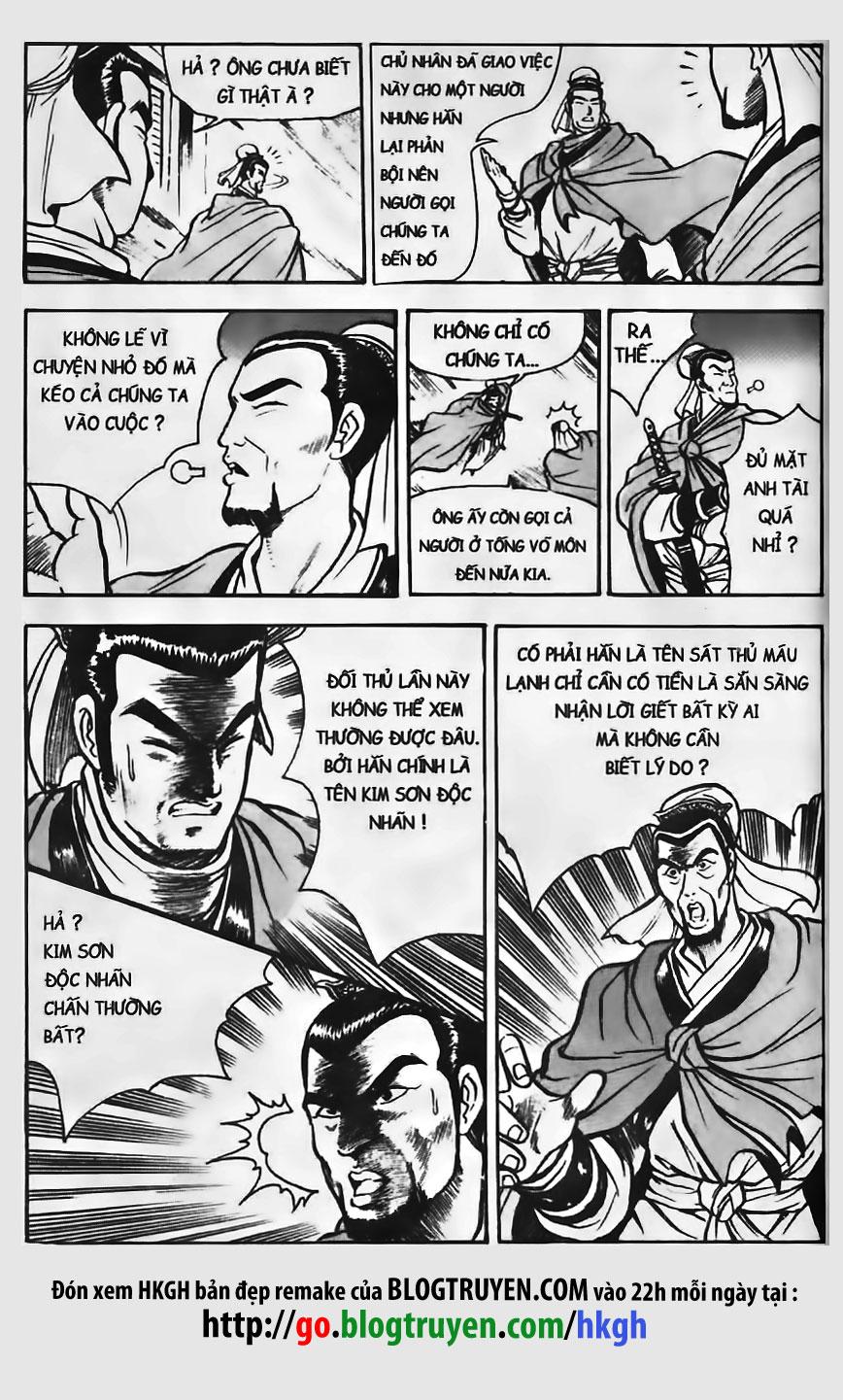 Hiệp Khách Giang Hồ chap 6 page 31 - IZTruyenTranh.com