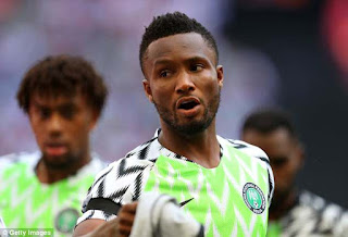 Rohr speaks on Mikel Obi retiring from Super Eagles