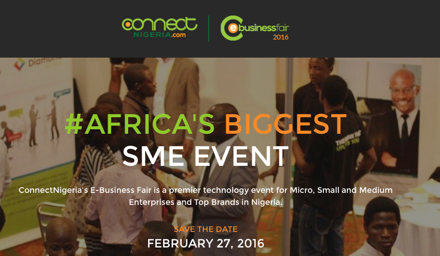 Africa's Biggest SME EVENT