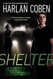 Listening to Shelter by Harlen Coben