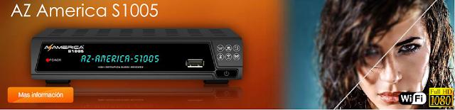 Azamerica S1005 lançamento em breve
