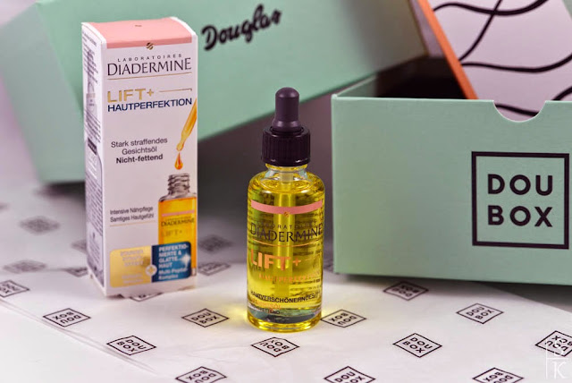 Doubox Mai 2015 - Diadermine Hautperfektion Gesichtsöl