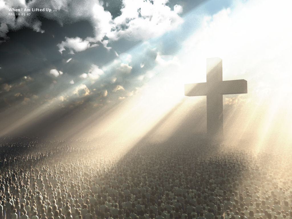 Крест и свет