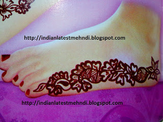 latest easy mehndi designs 2013 2
