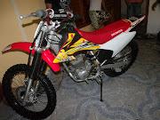 CRF 230 2009 8.600 .