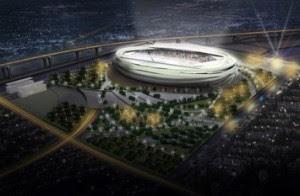 5 Kehebatan stadion Rp 1 triliun yang akan dibangun Jokowi