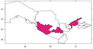 1/1000 Maneras de Graficar un Mapa en R