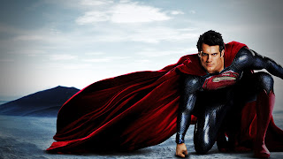 the man of steel hd wallpaper