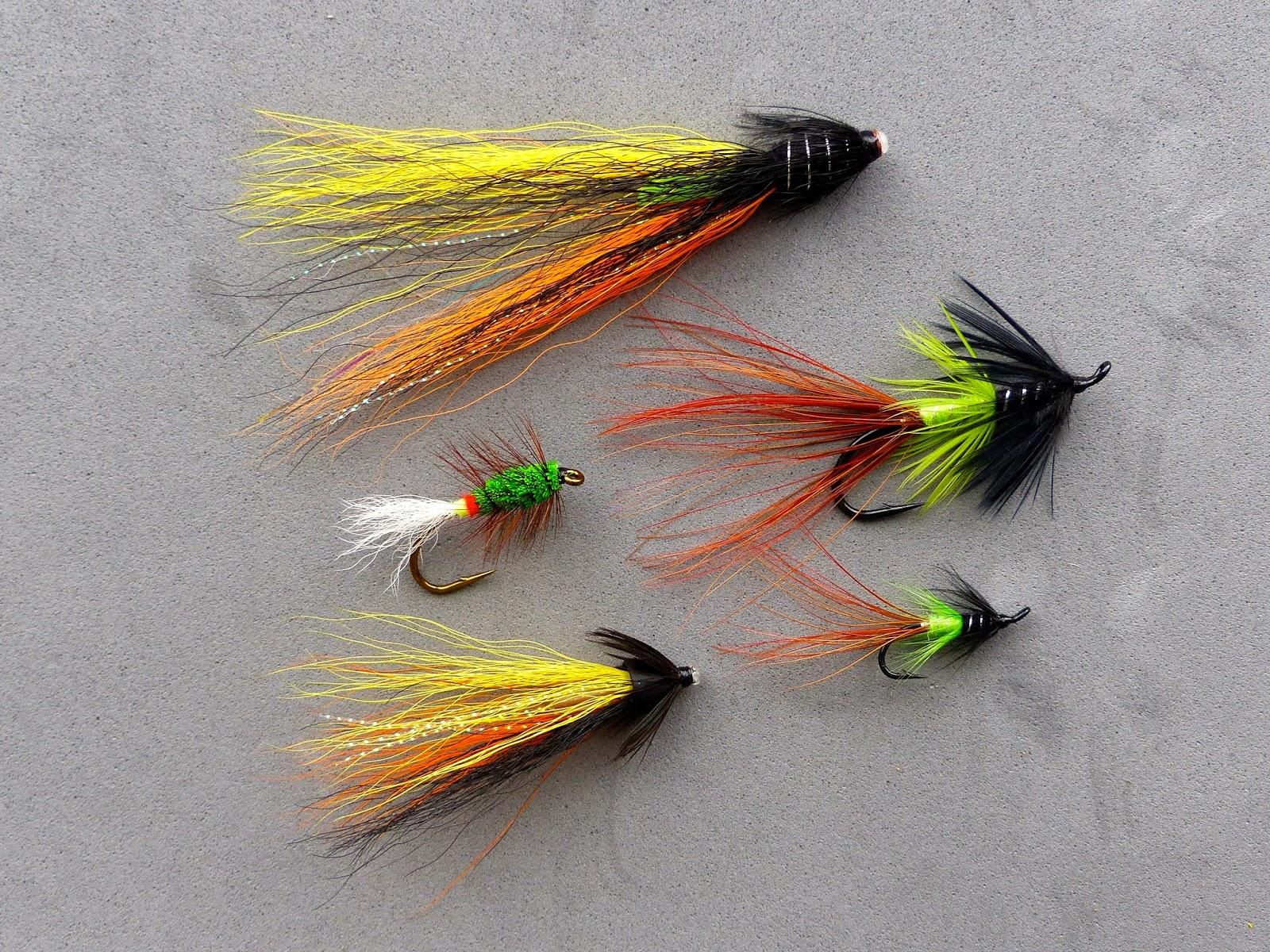 Atlantic salmon flies naugatuck river fall 2014 top for Salon fly